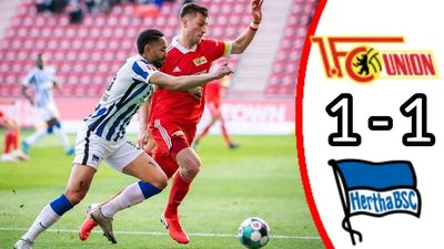 Highlights | 1. FC Union Berlin - Hertha BSC | Vòng 27 Bundesliga