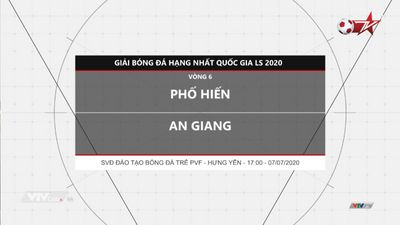 Phố Hiến - An Giang: HNQG 2020 Vòng 6