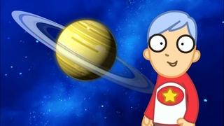 Hành tinh Cosmo - Tập 3