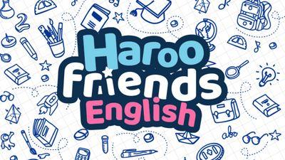 Haroo Friends English