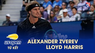Highlights - Alexander Zverev - Lloyd Harris - US Open