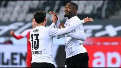 Highlights | Borussia M'Gladbach - SC Freiburg | Vòng 27 Bundesliga