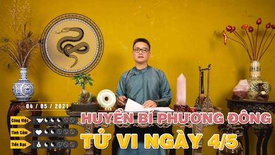 Huyền Bí Phương Đông - Tử Vi  Ngày 4/5 -  Dương Hà