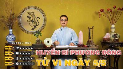 Huyền Bí Phương Đông - Tử Vi  Ngày 5/5 -  Dương Hà