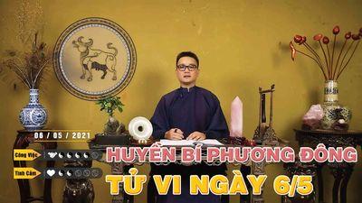 Huyền Bí Phương Đông - Tử Vi  Ngày 6/5 -  Dương Hà