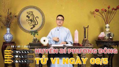 Tử Vi Ngày 8/5 - Huyền Bí Phương Đông