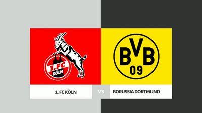 Highlights | Cologne - Dortmund | Vòng 26 Bundesliga 2020/21