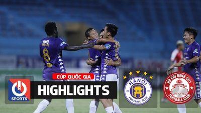 Highlights | CLB Hà Nội - CLB TP. HCM | Cúp Quốc Gia 2020
