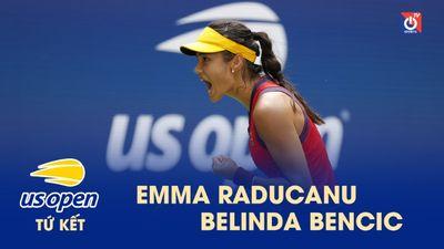 Highlights - Emma Raducanu - Belinda Bencic - US Open