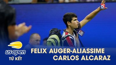 Highlights - Felix Auger-Aliassime - Carlos Alcaraz - US Open