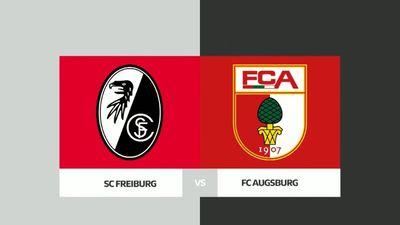 Highlights | Freiburg - Augsburg | Vòng 26 Bundesliga 2020/21