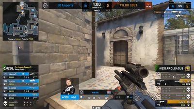 Highlight - G2 vs Tyloo Map 1 FH