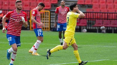 Highlights   Granada - Villarreal   Vòng 29 La Liga