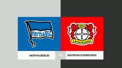 Highlights | Hertha Berlin - Bayer Leverkusen | Vòng 26 Bundesliga 2020/21