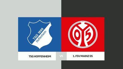 Highlights | Hoffenheim - Mainz 05 | Vòng 26 Bundesliga 2020/21