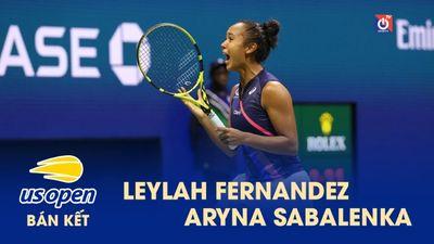 Highlights - Leylah Fernandez - Aryna Sabalenka - US Open