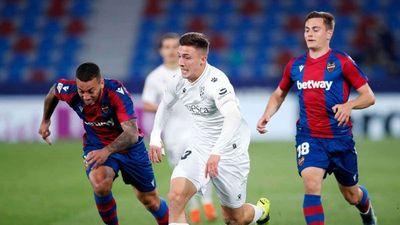 Highlights   Levante - Huesca   Vòng 29 La Liga