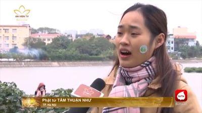 Hà Nội: Phật Tử Chung Tay Bảo Vệ Môi Trường