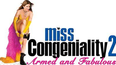 Hoa hậu thân thiện 2 - Miss Congeniality 2: Armed & Fabulous