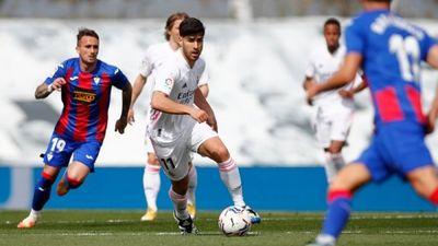 Highlights   Real Madrid - Eibar   Vòng 29 La Liga