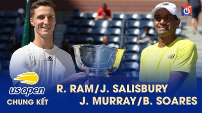 Highlights - R. Ram J. Salisbury - J. Murray B. Soares - US Open 2021