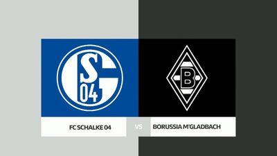 Highlights | Schalke 04 - Monchengladbach | Vòng 26 Bundesliga 2020/21