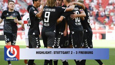 Highlight: STUTTGART 2 - 3 FREIBURG