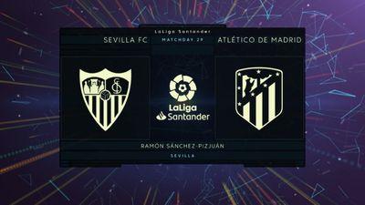 Highlights   Sevilla - Atletico Madrid   Vòng 29 La Liga 2020/21