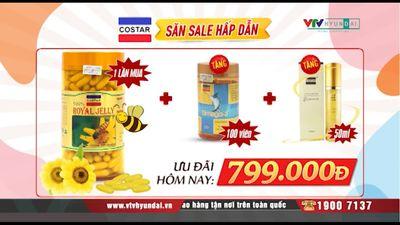 Sữa Ong Chúa Costar 365v 799 Tg Collagen