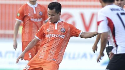 Highlights | Topenland Bình Định 1-2 Long An | Vòng loại Cúp QG 2021