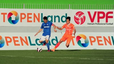 Highlights | T. Bình Định – Than Quảng Ninh | Vòng 12 - GĐ 1 V.League 2021