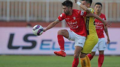 Highlights | TP. Hồ Chí Minh – Hải Phòng | Vòng 12 - GĐ 1 V.League 2021