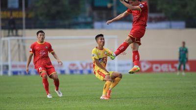 Highlights | Đông Á Thanh Hóa - Sông Lam Nghệ An | Vòng 12 - GĐ 1 V.League 2021
