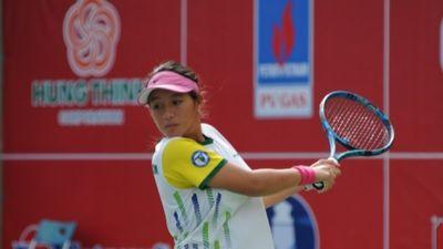 Huỳnh Trần Ngọc Nhi vô địch đơn nữ U14 VTF Junior Tour 2