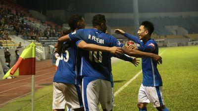 Highlights   Than Quảng Ninh 1-0 Sài Gòn   Vòng 8 V.League 2021