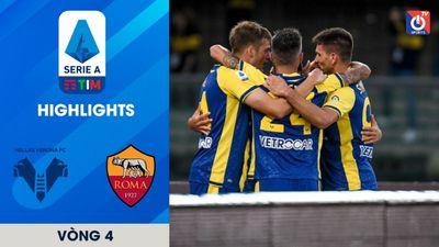 Hellas Verona - AS Roma - V4 - Serie A