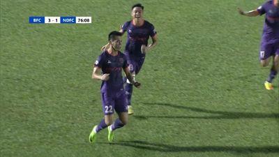 Highlights   Becamex Bình Dương - CLB Nam Định   Vòng 8 - GĐ 1 V.League 2021