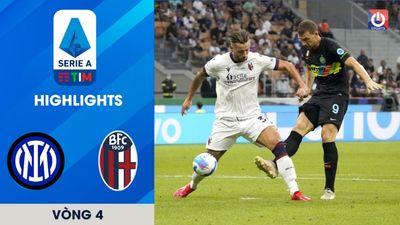 Inter Milan - Bologna - V4 - Serie A