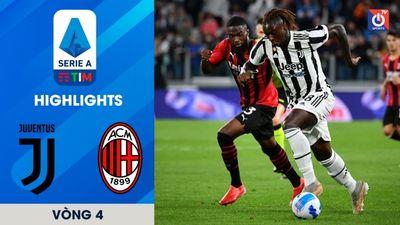Juventus - AC Milan - V4 - Serie A