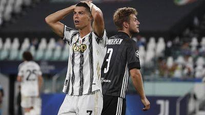 Juventus dừng bước ở Champions League