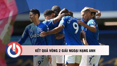 J.Rodriguez ghi bàn, Everton thắng thuyết phục