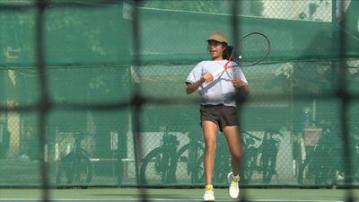 Khalil Bảo Châu Saleema – nhân tố mới của quần vợt Việt Nam