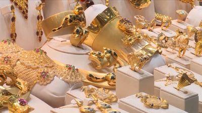 Khám phá chợ bán vàng nổi tiếng ở Dubai