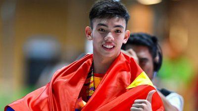 Kỳ vọng tranh chấp huy chương Olympic từ kình ngư Huy Hoàng