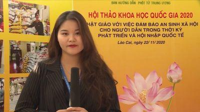 Lào Cai: Hội Thảo Khoa Học Phật Giáo Với Đảm Bảo An Sinh Xã Hội