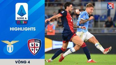 Lazio - Cagliari - V4 - Serie A