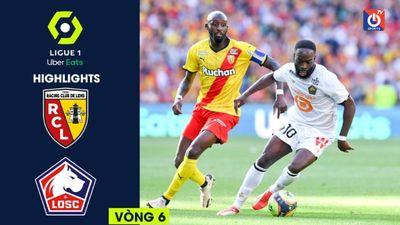 Lens – Lille – V6 – Ligue 1