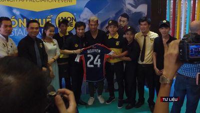 Lee Nguyễn sẽ góp mặt ở vòng 2 V.League