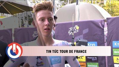 Lịch sử Tour de France sắp gọi tên Pogacar