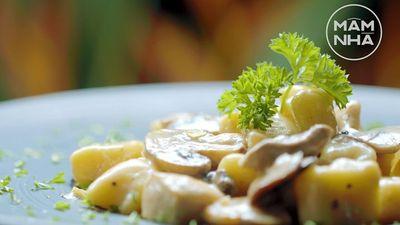 Món Ý Không Khó - Gnocchi